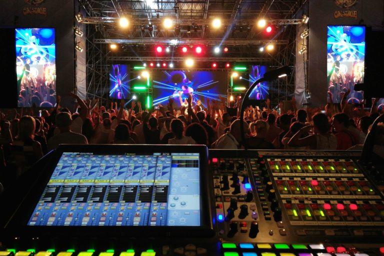 Servizi audio luci Rimini di Alessandro Pari