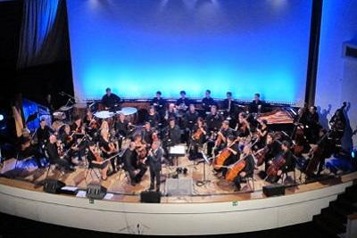 servizi audio video luci concerto sinfonico