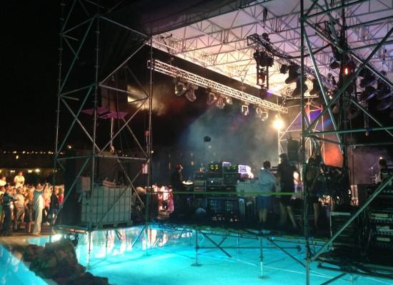 Impianti audio video luci eventi privati Rimini