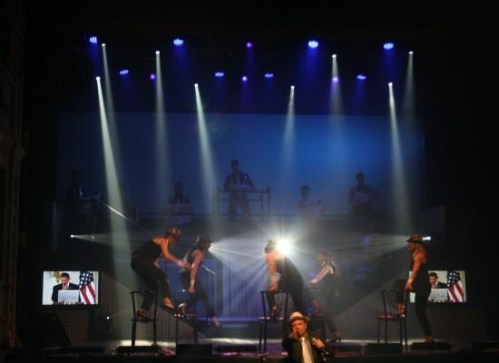 Servizi audio video luci per spettacoli Rimini