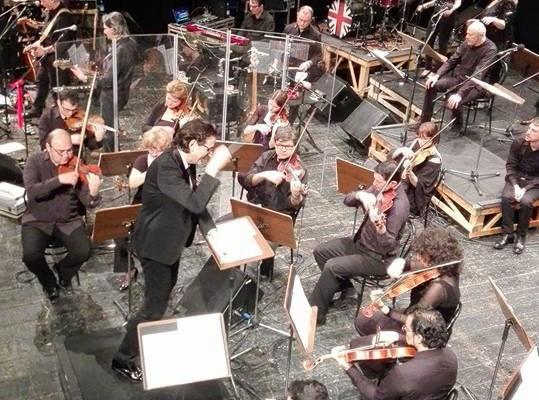 Service e Noleggio Audio e Luci Concerto sinfonico